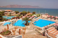 Taxi transfer services from Chania Airport to Kournas Village Hotel in Kavros