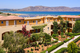 Taxi transfer services from Chania Airport to Vantaris Palace Hotel in Kavros